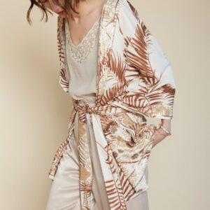 Kimono Meisie creme