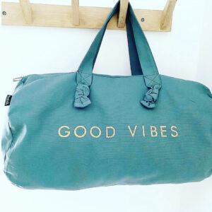 Bag Good Vibes petrol