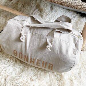 Bag Bonheur ecru