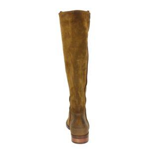 Bruine Shabbies laarzen
